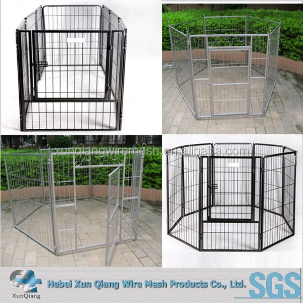 Dog Playpen Pet Cage Exercise Pen Fence House