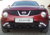 Daytime running lights integrated kit for Nissan Juke