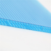 lexan virgin materials polycarbonate honeycomb panels greenhouse materials