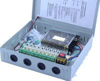 24v cctv power supply 120w constant voltage switching power supply for cctv camera