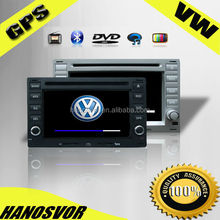 Windows Car DVD For VW Passat Car GPS Navigation Radio Audio System With Backup Camera By Free