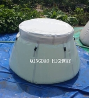 PVC Fabric Cube plastic water storage Tank