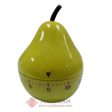 Mechanical Pear Shape Kitchen Timer
