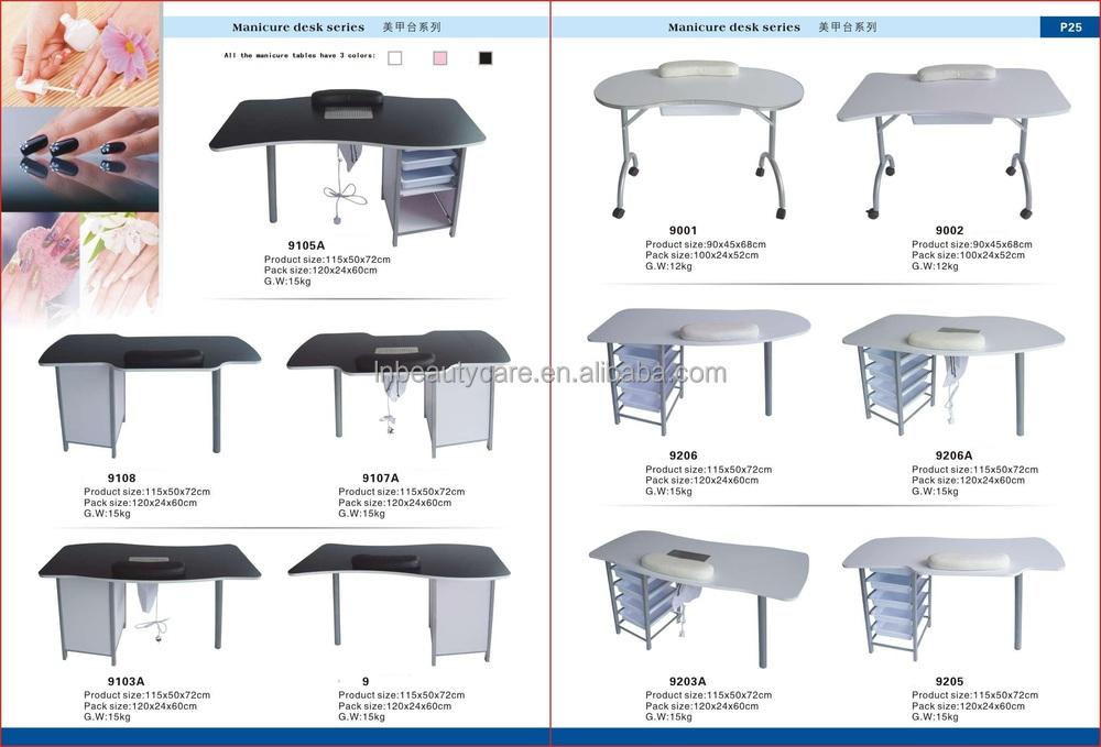 Folding Manicure Tables – Papillon Day Spa
