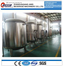 high efficient 10TPH purified water treatment system