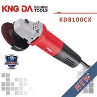 KD8100CX 750W 100mm pepper grinding machine power tools from china portable polishing machine