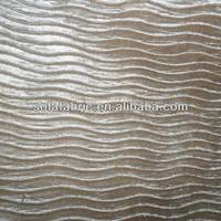 100%polyester crushed velvet sofa curshion textiles fabric