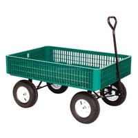 Great Plains Industrial beach cart crate wagon