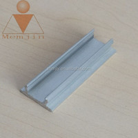 Solar panel frames for metal roof,aluminum extrusion profile