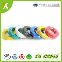 Different types of electrical cables electric wire color code