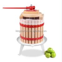 Fruit juice presser