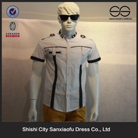 New Fashion Top Brand Best Price Good Quality Wholesale White Shirt
