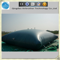 Qingdao Airbrother blue color foldable TPU oil storage tank