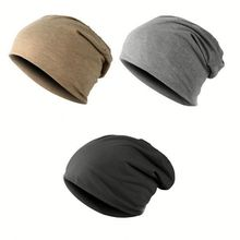 Wholesale Custom Winter men wool knitted beanie hat