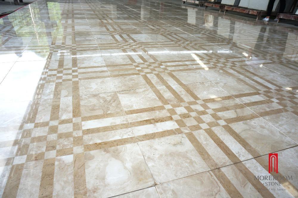Moreroom Stone Waterjet Artistic Inset Marble Panel Paving Application5.jpg