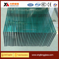 """HOT SALE! High quality tempered glass 2"""" thick plate glass"""