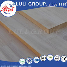 Rubber Wood Finger Joint Lamination Board from LULI GROUP Since 1985