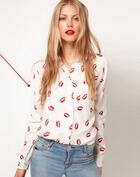 Женские блузки и Рубашки ING & ,  A842