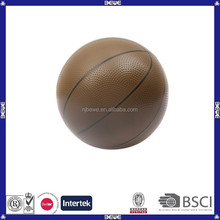 China manufacture hot selling custom brown basketball