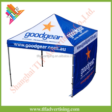 outdoor advertising promotional pop up folding canopy tent