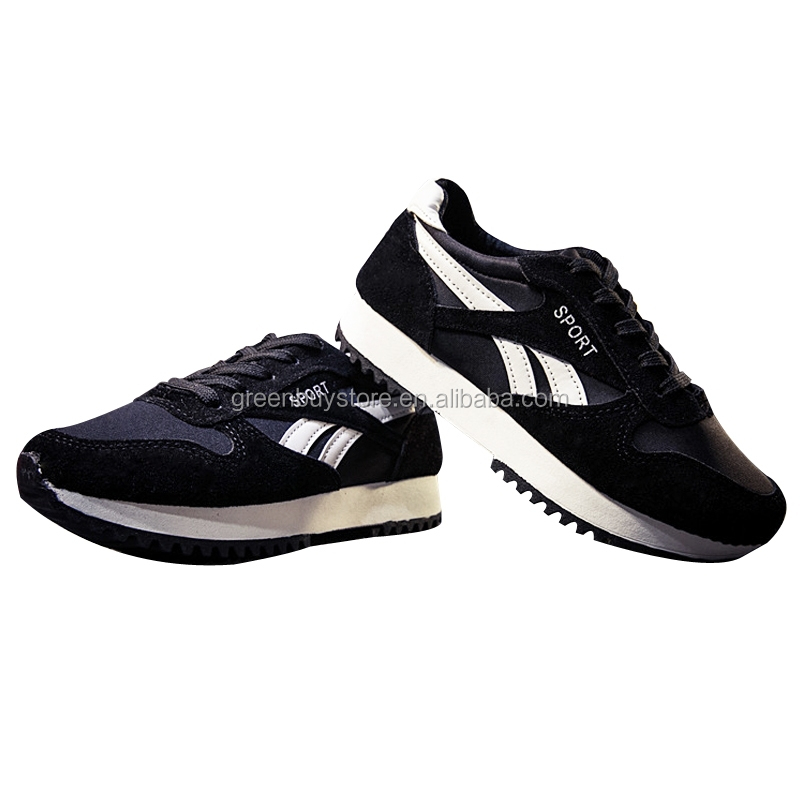 fashion sport shoes casual autumn lace up mesh cloth