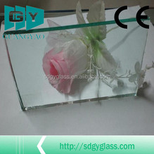 1.8mm clear sheet glass for picture frame