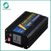 500w dc to ac solar pump battery pure sine power inverter