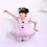 Wholesale pink purple professional ballet tutu girl ballet dress Custom Logo Available Ballet dance costumes for sale