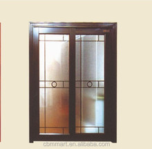 sliding door wooden door with glass front door designs architech building 0204