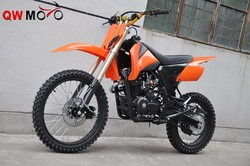 New 250cc KTM STYLE Dirt bike air cooled Cross pit bike 19''/16'' wheel