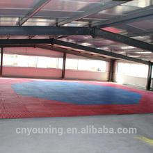 ottagonale taekwondo eva tatami per la concorrenza