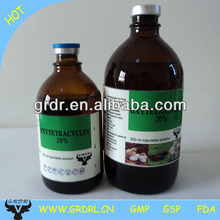 20% Oxytetracycline injection for animal