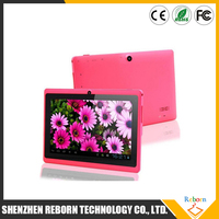 Best Price 7'' Quad Core 7031 Q88 Android Tablet Without Sim Card
