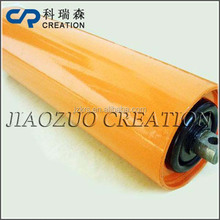 High Performance Pipe Conveyor Idler Roller from Material Handling Equipment Parts Supplier