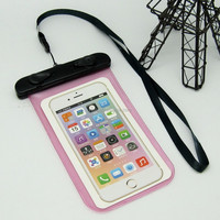 2015 New phone waterproof bag cover for iPhone