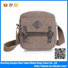 Men's strong canvas sport shoulder bag cheap messenger bags