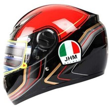 Motorcycle Accessories 2015 Custom motobike casco motorcycle full face helmet