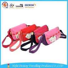 2015 new design fashion waterproof children cat shoulder bag
