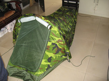 one person military tent