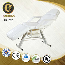 simple beauty salon facial bed luxury massage table for salon shop
