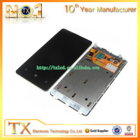 For nokia lumia 800 lcd display with digitizer assembly,lumia 800 touch screen lcd for nokia