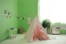 Top Selling kids play tent house easy to fold playing tent or kids tent