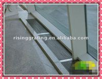 steel grates for manhole cover or road rain drains