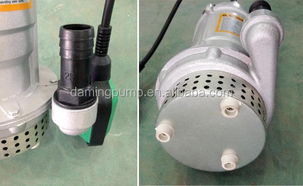 1 Inch Pipe Submersible Water Pump (QDX1.5-17-0.37)