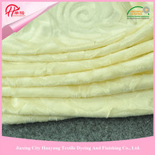 Factory direct price whrit sairi short fleece for toy fabric