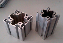 All types of t slot aluminum extrusion profiles