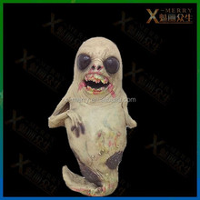 X-MERRY Spooky Ghost Foam Filler With Latex Cover Halloween Ghost Devil Prop Haunted House Decoration