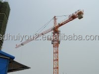 QTZ250 TC7030 Overseas Engineers Available Easy Wear Parts Assurance No Expensive Tower Crane in stock for sale