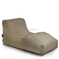 lastest exotic wave lounger bean bag sofa, beauty beanbag chair,soft corner sofa