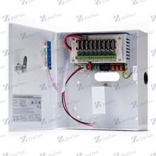 CCTV Camera Distribution Box, camera cctv 12v,power distribution box
